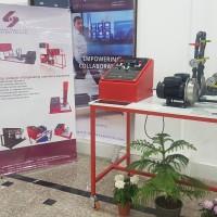 حضور در همایش مهندسی دانشگاه العین عراق