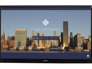 نمایشگرهای تعاملی i3TOUCH سری P- تکنولوژی لمسی V-Sense